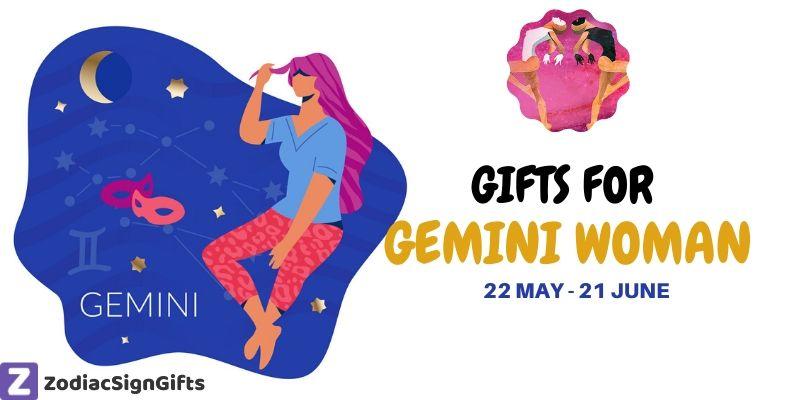 gemini woman gifts