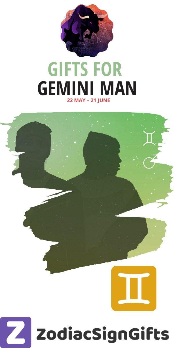 gift ideas for gemini man