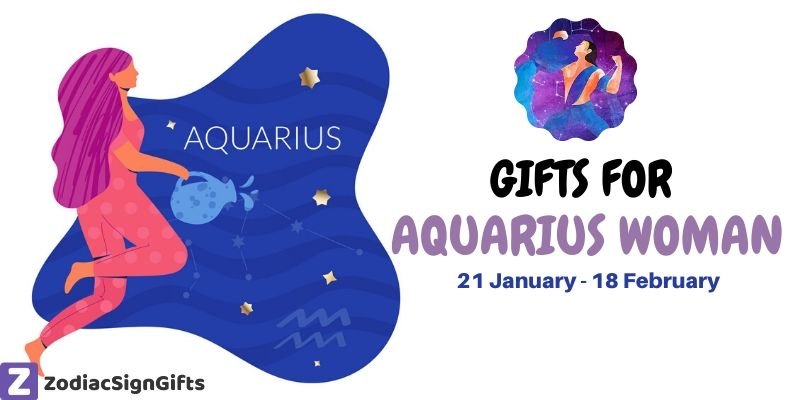 gifts for aquarius woman