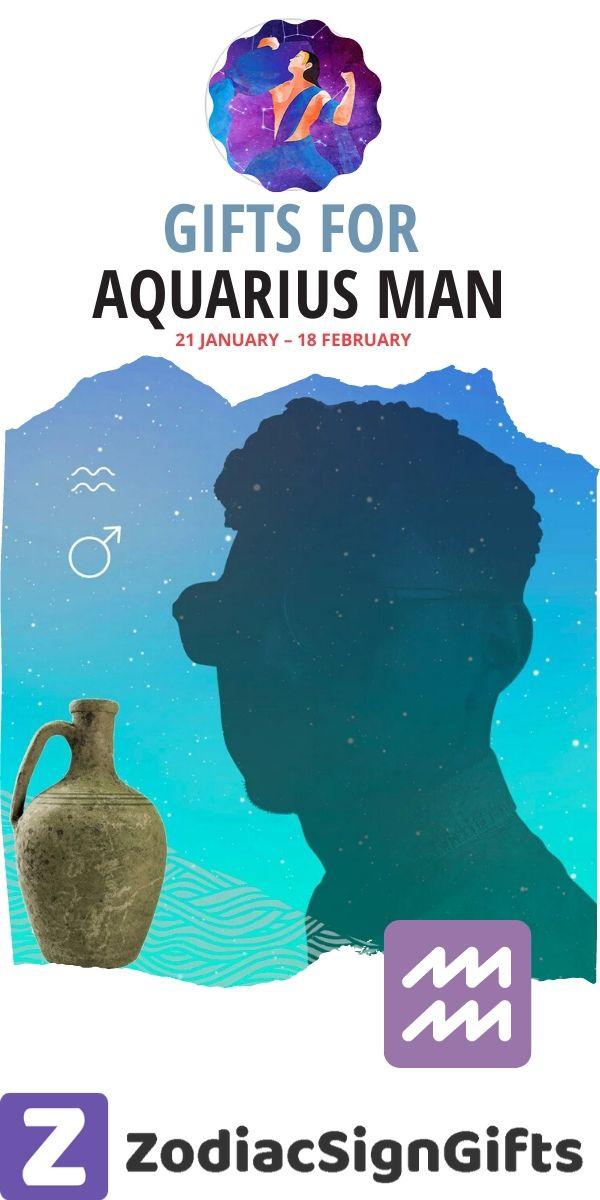 gifts for aquarius man