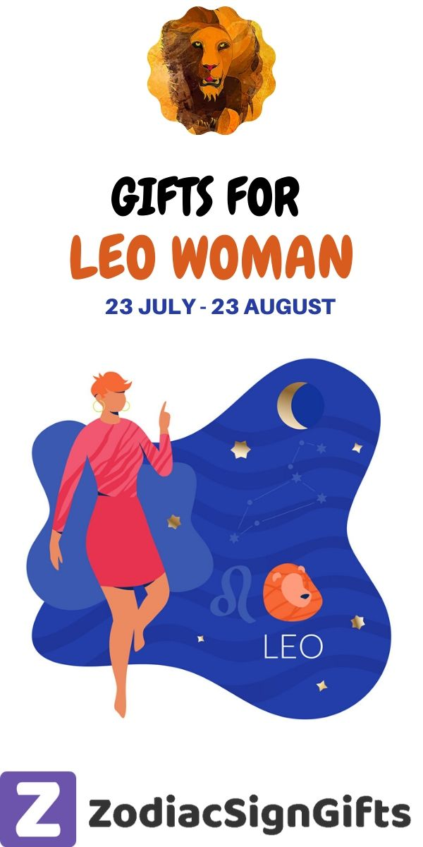 50 Best Gifts For Leo Woman 2021