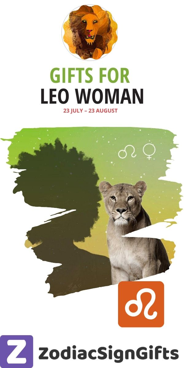 gifts for leo woman