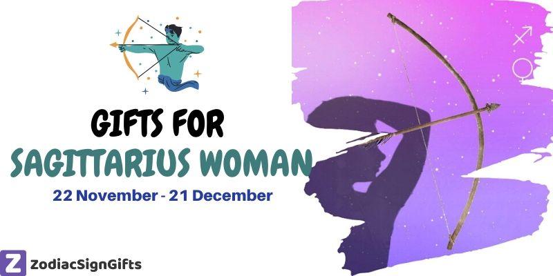 gift for sagittarius woman