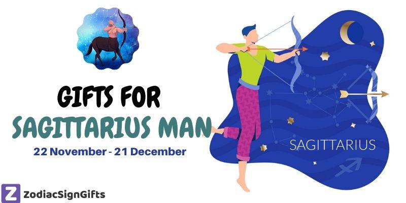 gift for sagittarius man